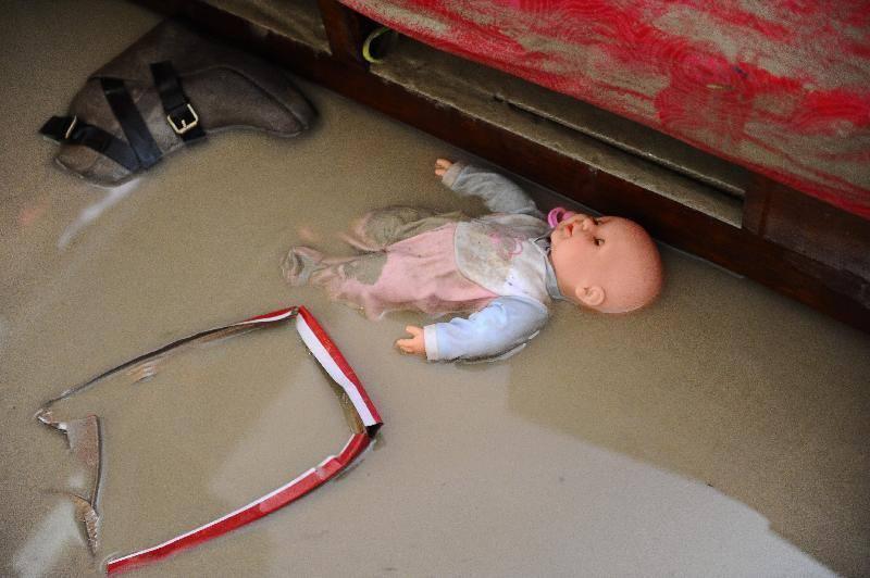 L'alluvione delle bambole