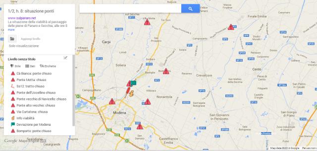 mappa_interattiva_viabilità_primo febbraio