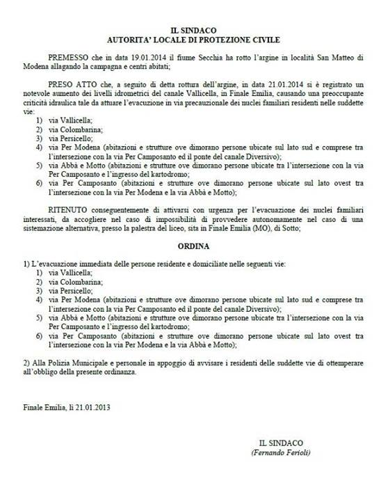 ordinanza 22.30