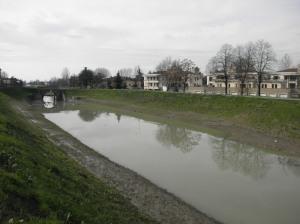 argine fiume